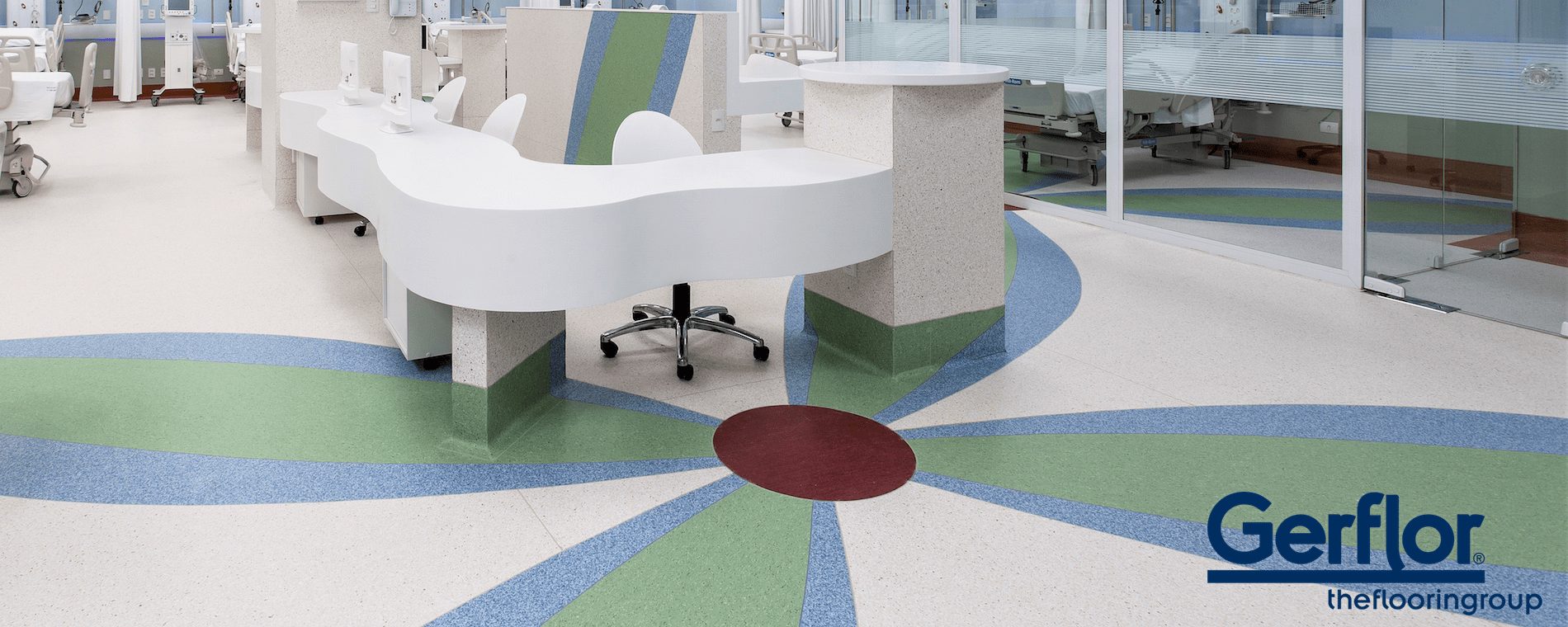 Bryco - Gerflor Medical flooring